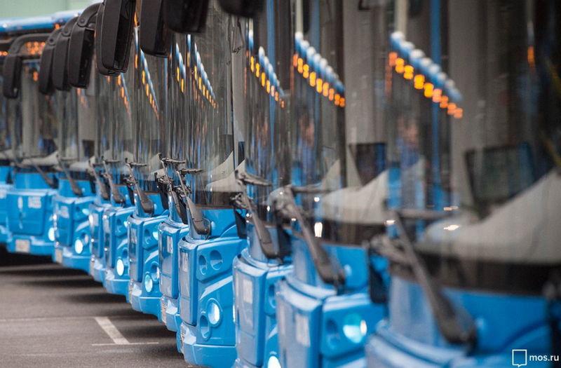 На период мундиаля в Москве будут курсировать бесплатные автобусы для болельщиков