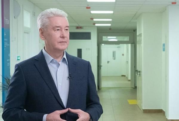 Сергей Собянин коронавирус меры